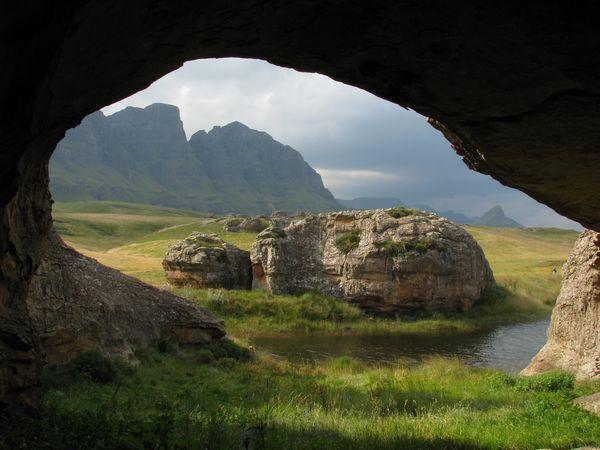 4-Drakensberg